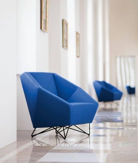 3-Angle Armchair