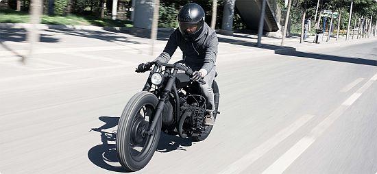 BANDIT9 NERO MKII MOTORCYCLE