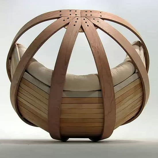 Clarkson Design  Cradle Chair