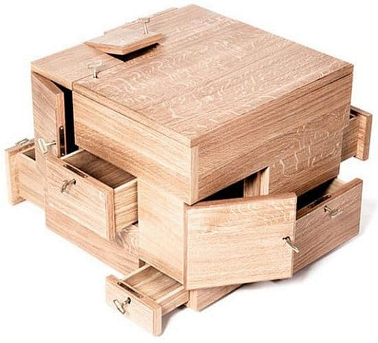 Shrine Storage Cube