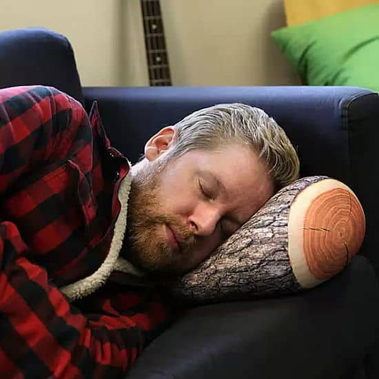 Sleep Like a Log Pillows