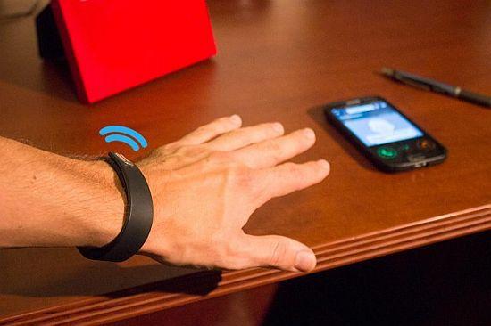 Vybe smart bracelet