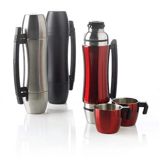 XD Design Slick Bottle Wave Flask