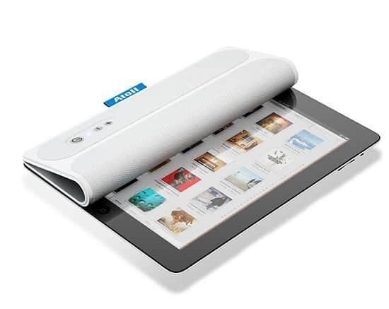 Atoll portable soundpad