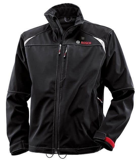 Bosch Softshell Heated Jacket
