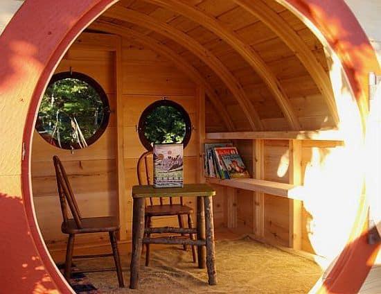Hobbit Hole Playhouse