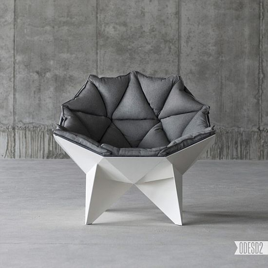 Lounge chair Q1
