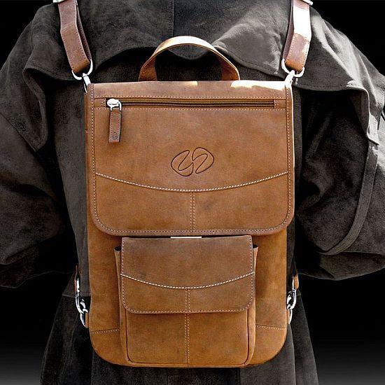 MacCase Premium Leather Flight Jacket