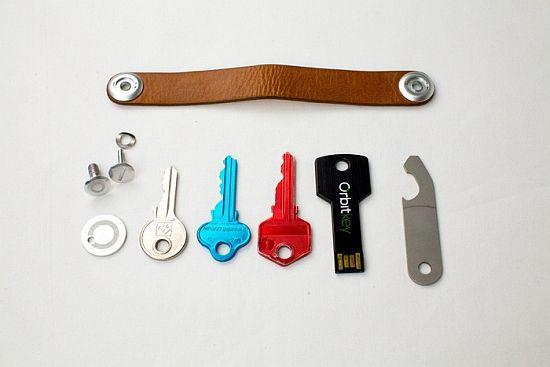 Orbitkey Keychain