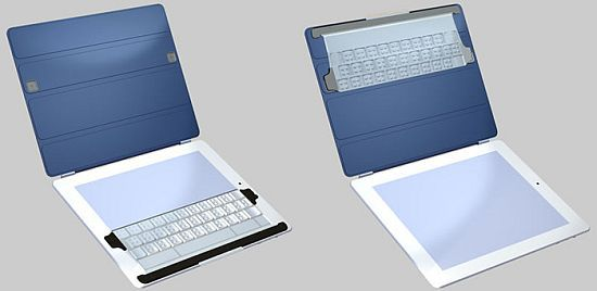 TouchFire A Feather Light iPad Keyboard