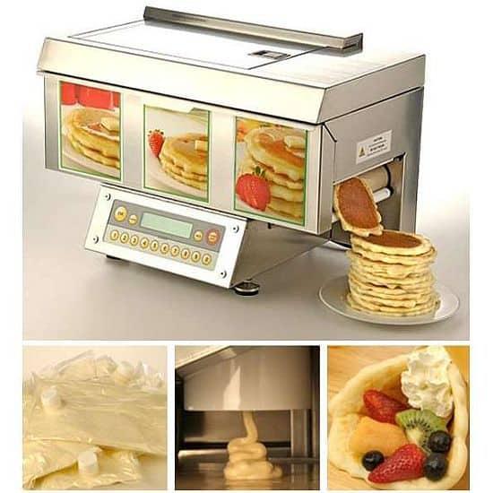 Automatic Pancake Machine by Popcake