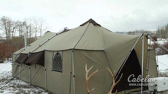 Cabela's Ultimate Alaknak Tent