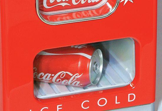Coca-Cola Vending Fridge
