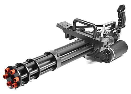 Echo1 Airsoft Minigun