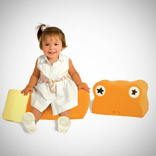 P'kolino Silly Soft Toddler Seating