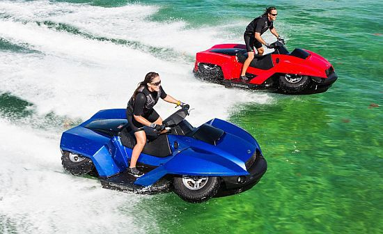 The Quadski