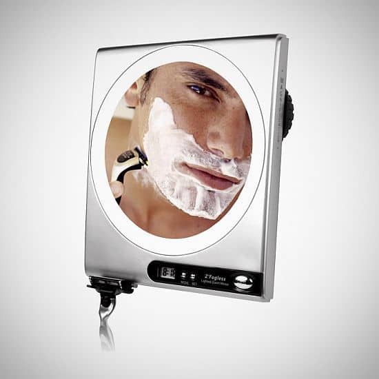Zadro Z850 Fogless Shaving & Shower Magnifying Mirror