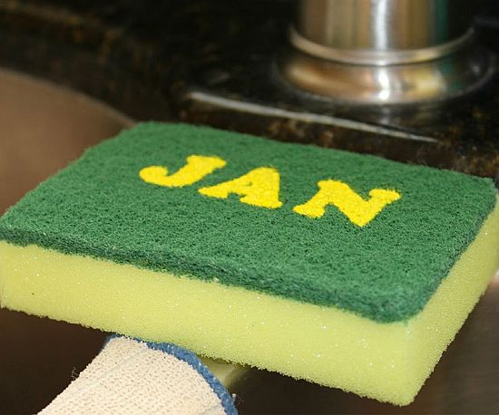 Calendar Sponges