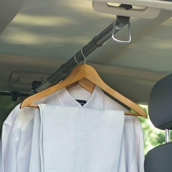 Car Clothes Rod