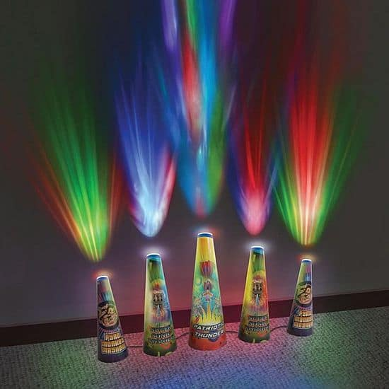 LED Fireworks Grand Finale Kit