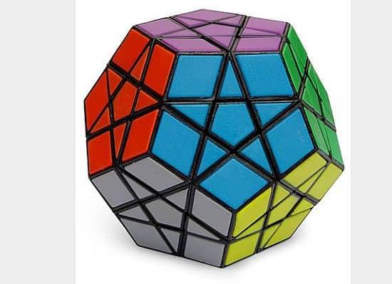 Megaminx Duodecahedron Puzzle