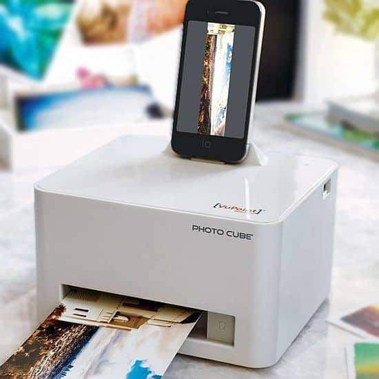Фотопринтер для iPhone Photocube