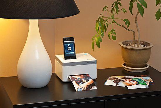 Photocube iPhone Printer