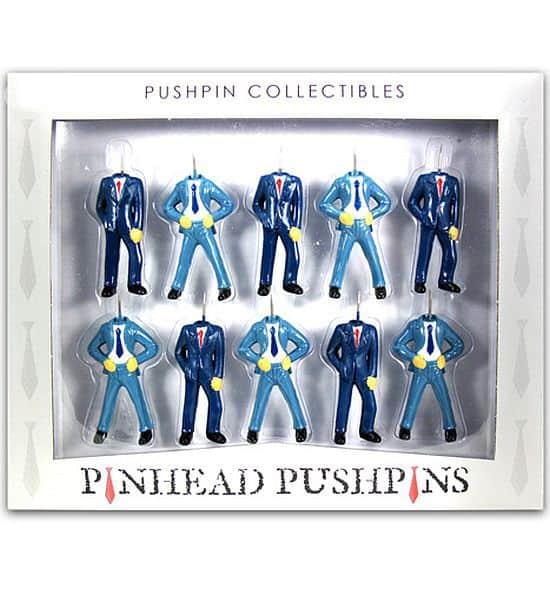 Pinhead Pushpins