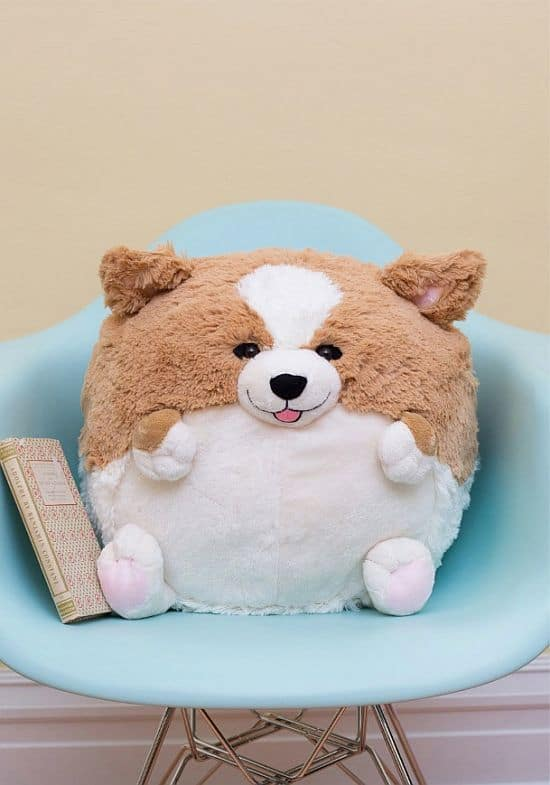Plush One Corgi Pillow