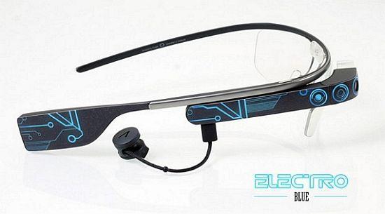 The GPOP Google Glass Skins