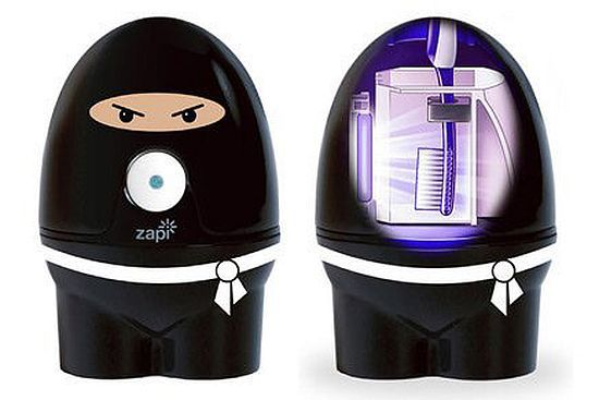 Zapi Pop Hi-Ya Toothbrush Sanitizer