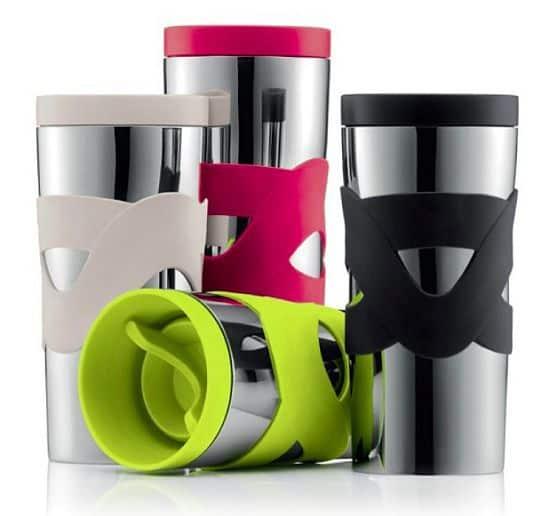 Bodum Anywhere Vacuum Travel Mug