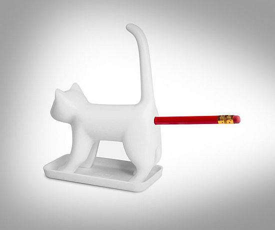 Cat Butt Pencil Sharpener