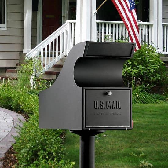 Dead Bolt Mailbox