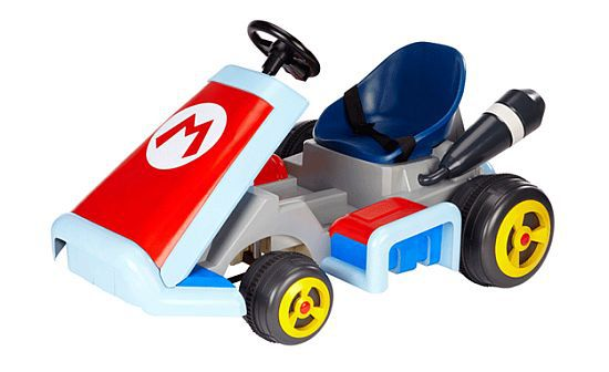Electric Mario Kart Ride-On Kart For Kids
