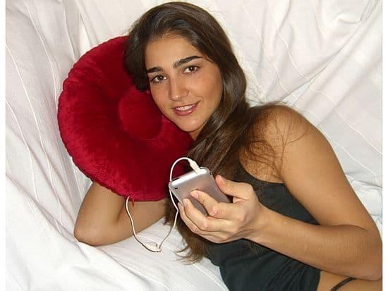 Hi-Sleep Speaker Pillow