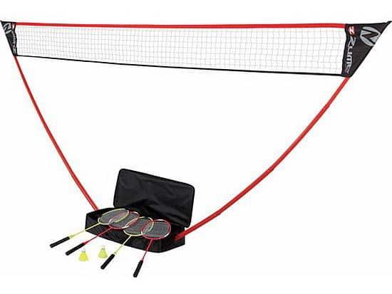 Instant Badminton Court
