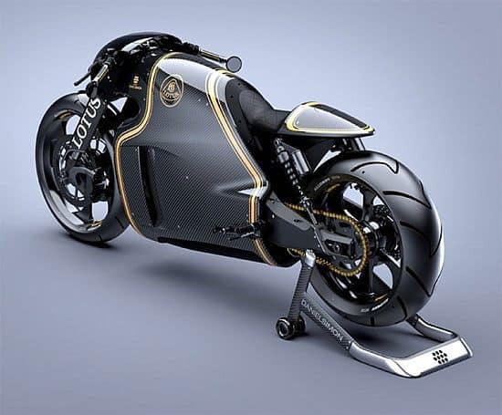 Lotus Motorcycles C-01