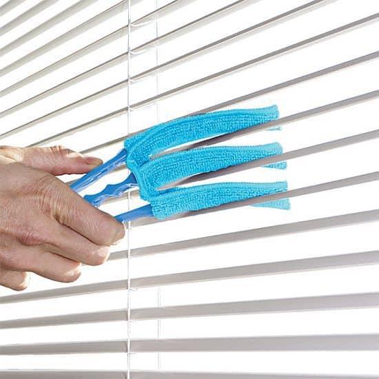 Microfiber Blind Duster