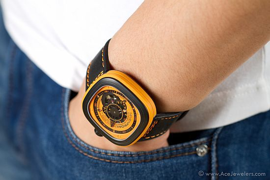 SevenFriday P15 Watch