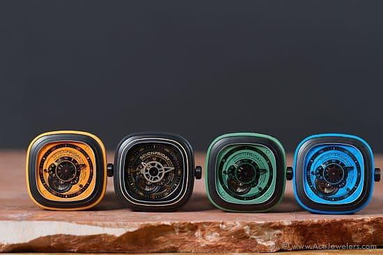 SevenFriday P15 Watch