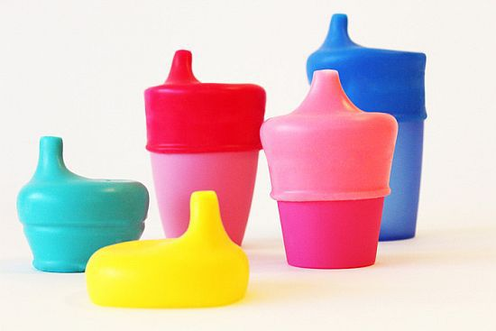 SipSnap Kids Spill-Proof Drinking Lid