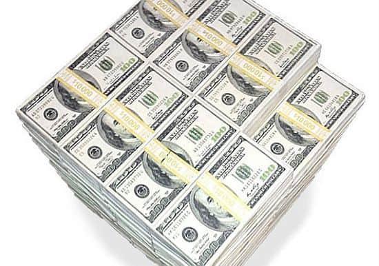 The $3 Million Dollar Ottoman