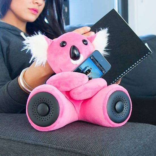 hi-Koali Musical Plush Speaker