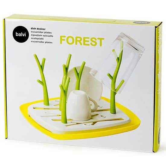 Forest Dish Drainer