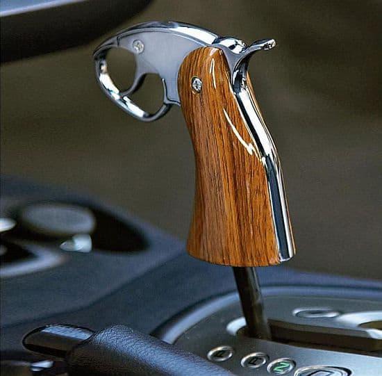 Gun Shift Knob