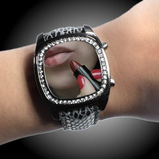 TKO Mirror Digital Watch