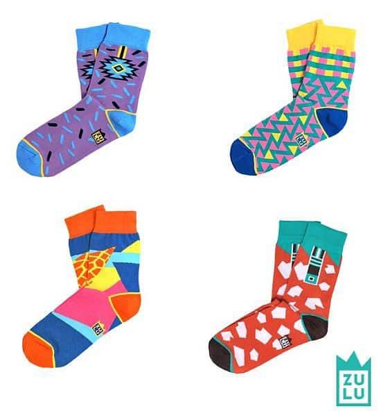 Zulu Zion Socks