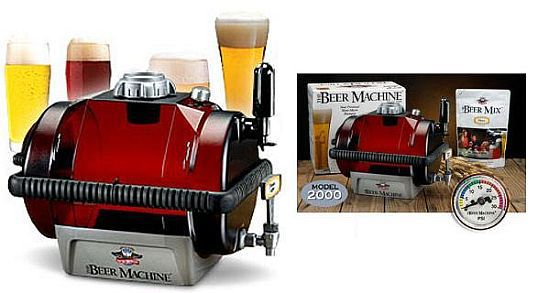 Beer Machine Home Beer Making Kit