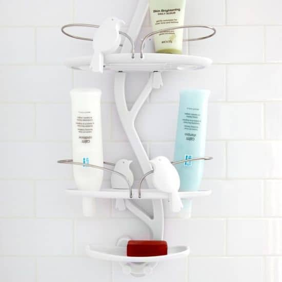 Bird Bath Shower Caddy
